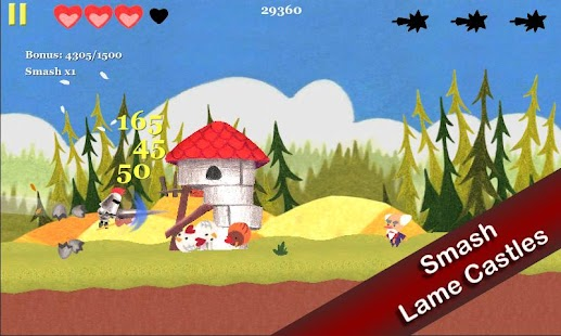 Lame Castle HD Free - screenshot thumbnail
