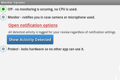 Camera SPY Monitor PRO - screenshot
