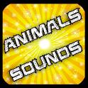 Animales - sonidos niños icon