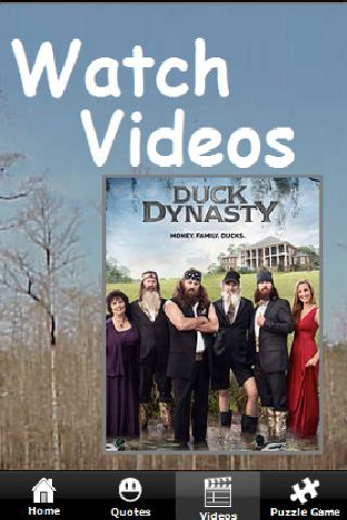 Duck Dynasty Fan App - screenshot