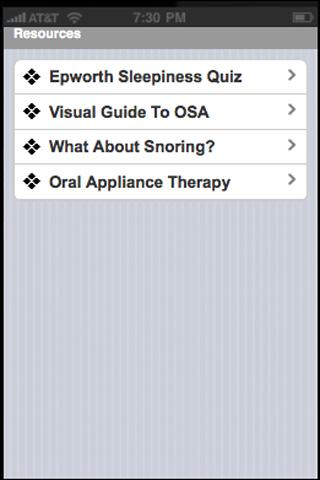 The Sleep Apnea DMD - screenshot