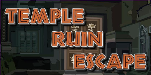 【免費解謎App】Escape Games N06- Temple Ruin-APP點子