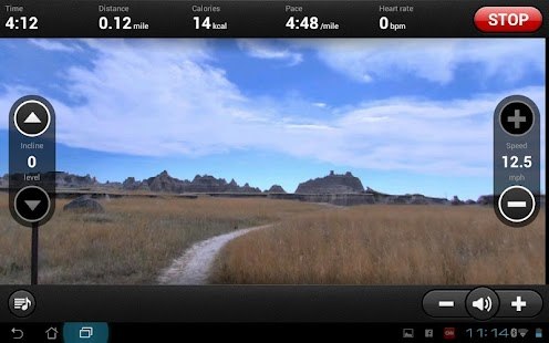 MySmooth Virtual Trainer - screenshot thumbnail