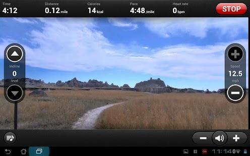 MySmooth Virtual Trainer - screenshot thumbnail