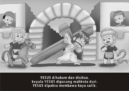 漫畫必備免費app推薦|Komik Alkitab: TUHAN YESUS (D)線上免付費app下載|3C達人阿輝的APP