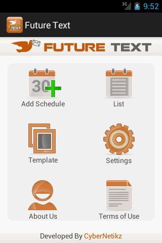 Future Text