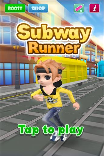 Subway Runner 서브웨이 러너