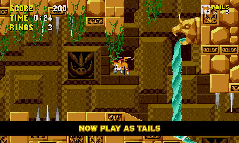 Sonic The Hedgehog screenshot #4