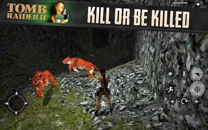 Tomb Raider II Android 11