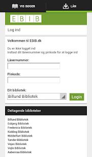 EBIB - screenshot thumbnail