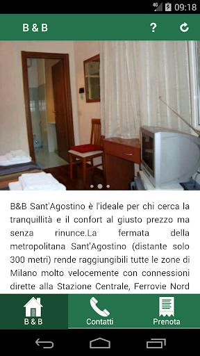 B B Sant'Agostino