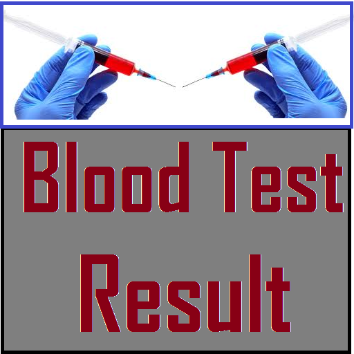 Blood Test Result LOGO-APP點子