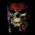 Pirate Sunken Treasure LWP icon