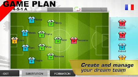 Real Football 2012 1.8.0 screenshot 14915