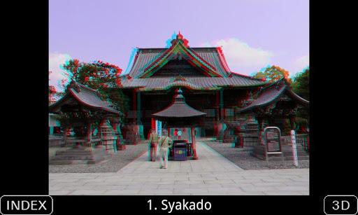 3D Photo Book [3D-NARITA]