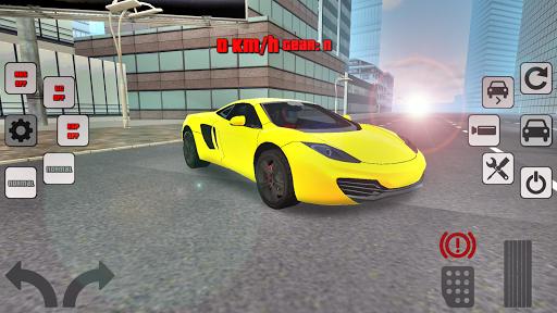 【免費模擬App】Luxury Car Simulator-APP點子