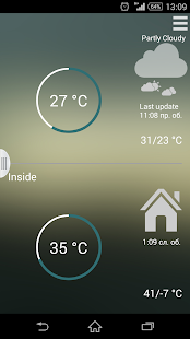 App that tells ROOM temperature? - Android Forums at ...