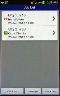 EService GPS- screenshot thumbnail
