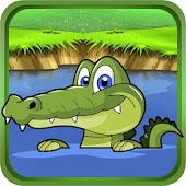 Crocodrilres Smash Game