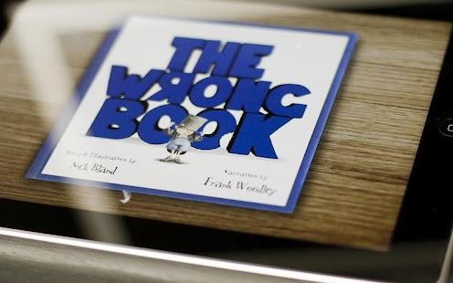 The Wrong Book- screenshot thumbnail