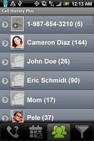 Call Log Manager Pro - screenshot