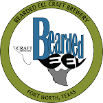 Logo for Bearded Eel Craft Brewery