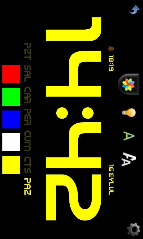 Akıllı Çalar Saat- screenshot