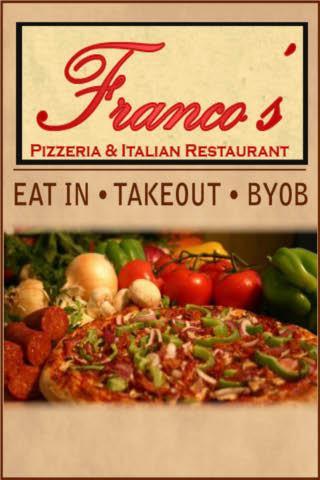 Franco's Pizzeria Restaurant