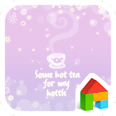 hot tea dodol theme