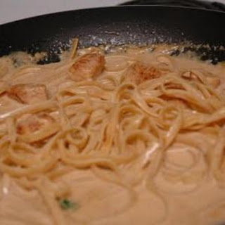 Quick Cajun Chicken Alfredo