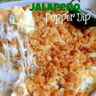 Jalapeno Popper Dip.