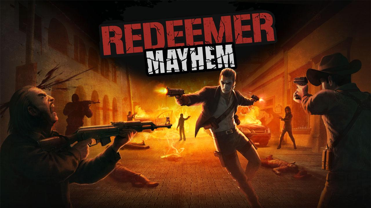 Redeemer: Mayhem - screenshot