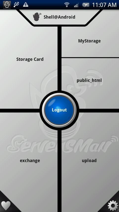 ServersMan- screenshot