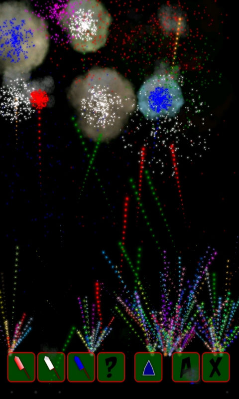 Free Fireworks Show- screenshot