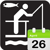 Lunar fishing calendar 2014