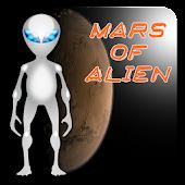 Mars Of Alien