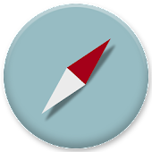 Compass with GPS (Ad-Free)