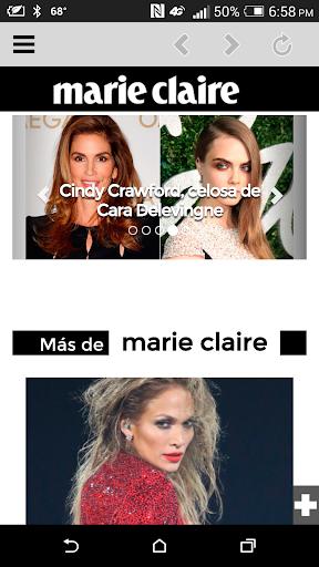 Marie Claire Móvil