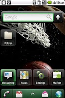 Screenshot of ADWTheme Hoops-Slide