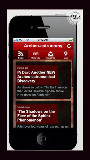 New Archeo-astronomical Finds