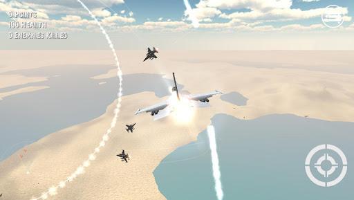 喷气机空袭3D对战HD