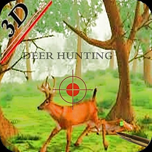 動作必備App|3D Deer Hunting Challenge LOGO-綠色工廠好玩App