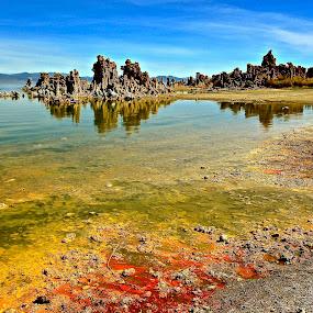 Colors of Sierra by Ronald Susaya - Uncategorized All Uncategorized ( lake, sierra,  )