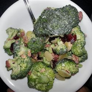 Broccoli Crunch Salad.