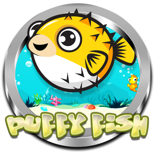 Puffy Fish, A Flappy Quest LOGO-APP點子