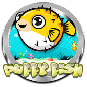 Puffy Fish, A Flappy Quest