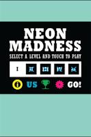 Screenshot of Neon Madness