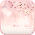 Cherry blossom go locker theme icon