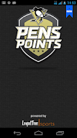 Screenshot of PensPoints