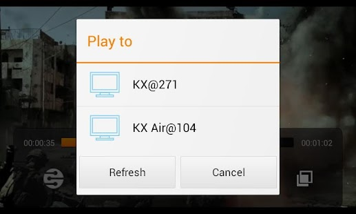 KX Player - screenshot thumbnail
